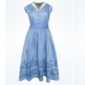 Disneyland Parks RARE Beauty and the Beast Dress